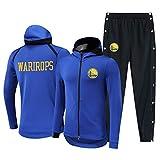 YDYL-LI Juego De Chándales Uniforme De Jersey De Baloncesto - Golden Warriors Sportswear Traje...
