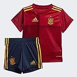adidas Selección Española Temporada 2020/21 Miniconjunto Baby Primera equipación, Unisex,...