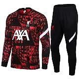 Zhaojie Xiaodian Uniformes de fútbol del club , ropa deportiva para adultos de primavera y otoño,...