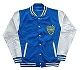 Boca Juniors bocajket–Chaqueta fútbol, BOCAJKET, Azul, FR : M (Taille Fabricant : M)