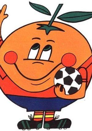 chandal naranjito 82