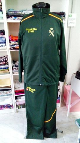 chandal guardia civil